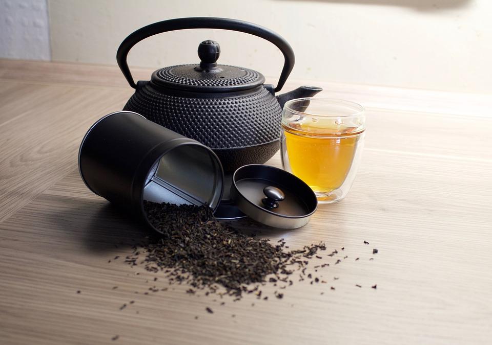 Perdere peso con tè nero