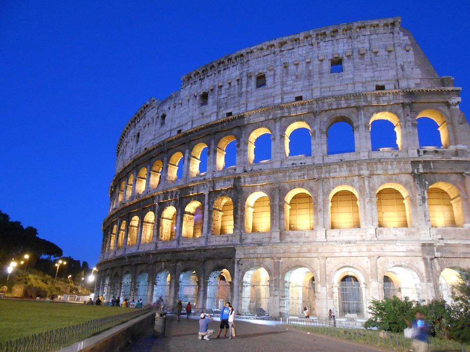Caterina Balivo a Roma