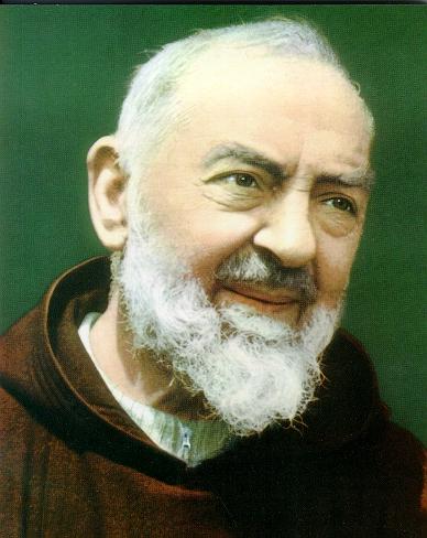 Mayer legato a Padre Pio