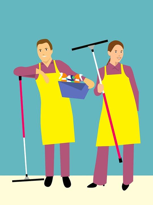 Due motivi per curare gli ambienti domestici