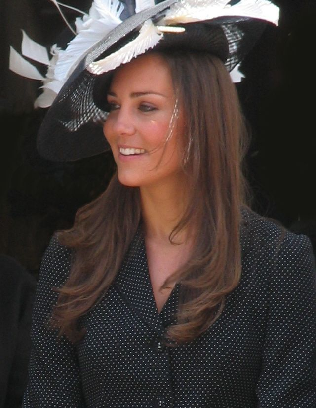Kate Middleton carriera alternativa